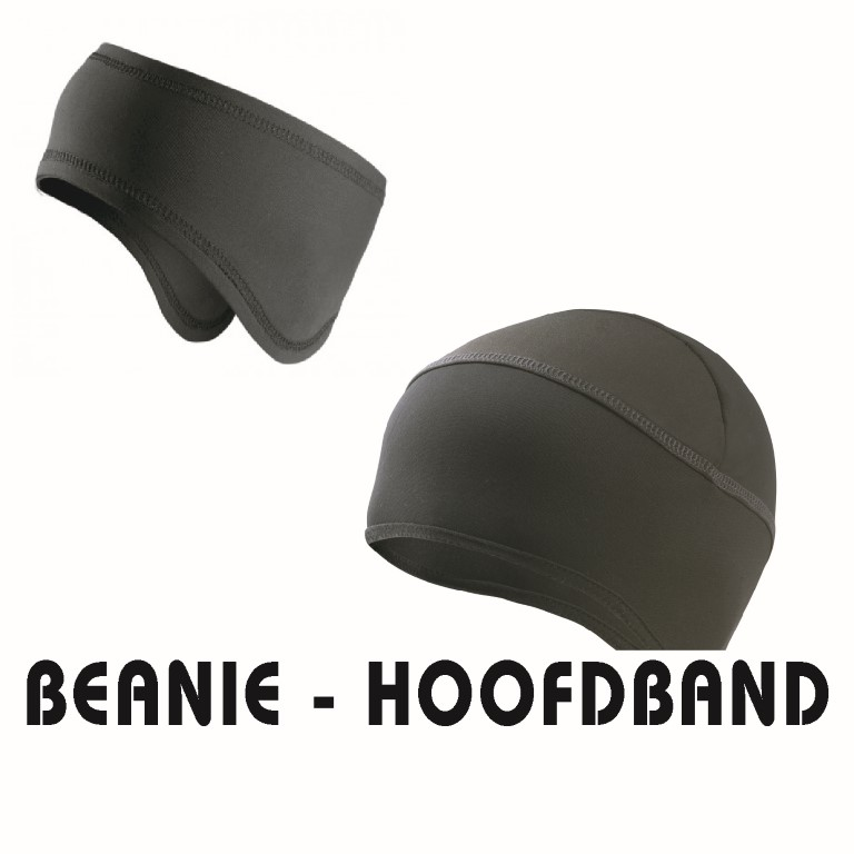 Beanie - Hoofdband